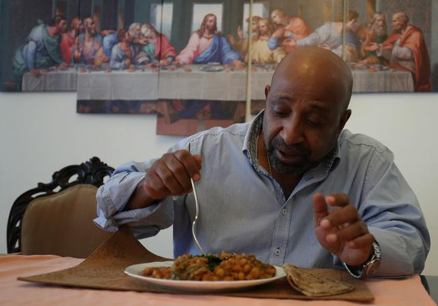 After years in exile, an Ethiopian politician returns home