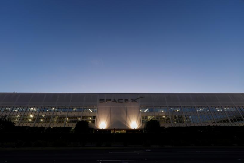 reuters.com - Jonathan Schwarzberg and Kristen Haunss - SpaceX circulates price guidance on $750 million term loan