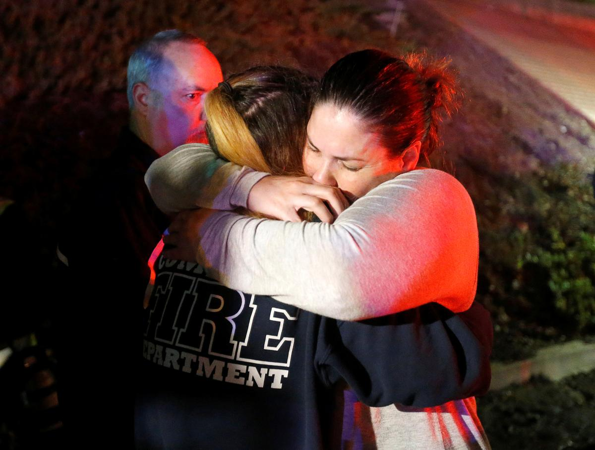 Ex-Marine apparently acted alone in California bar shooting - FBI