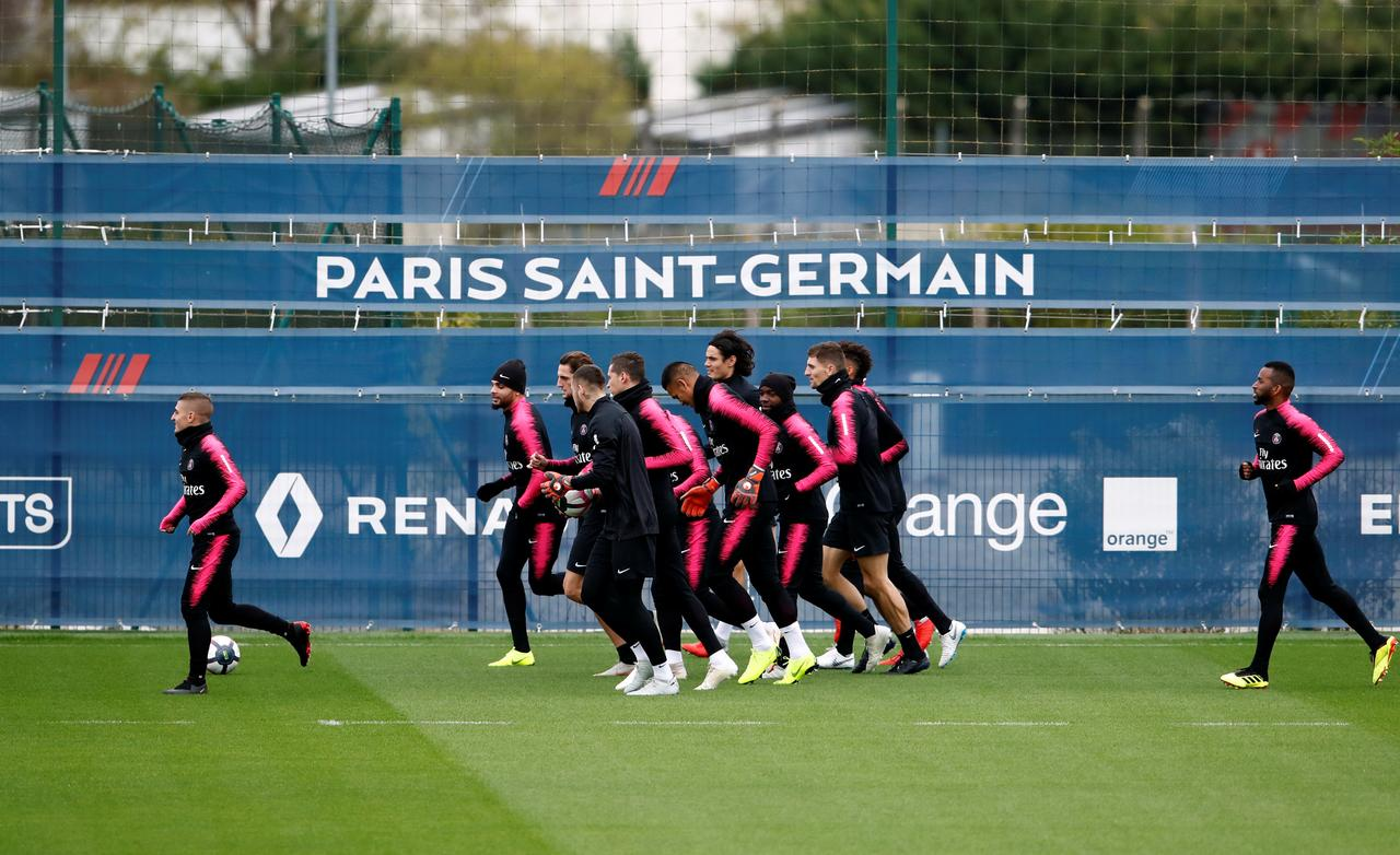 4f729ccb957c4 Soccer  France s PSG club faces complaint over ethnic origin recruitment  policy
