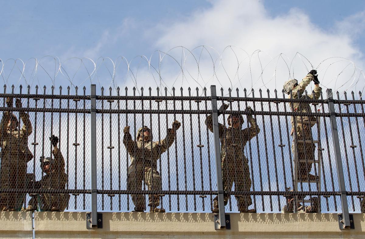 U.N. refugee agency says examine new Trump policy curbing asylum