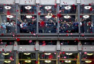 Commemorating World War One centenary