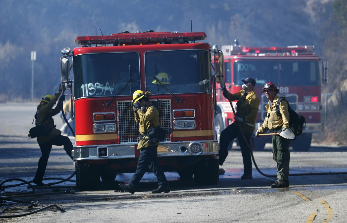 Paradise Lost: Grim search underway in incinerated California town