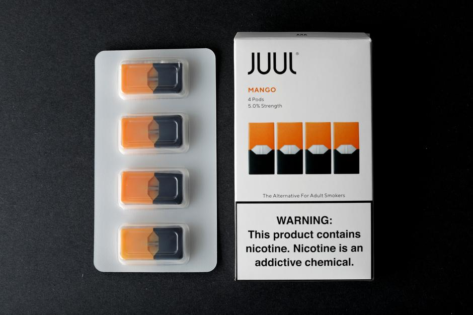 Juul Labs to pull sweet e-cig flavors to curb youth use - Reuters