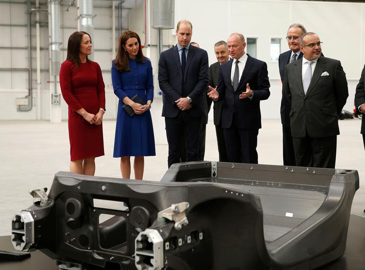 reuters.com - Reuters Editorial - McLaren Automotive opens $65 million English chassis facility