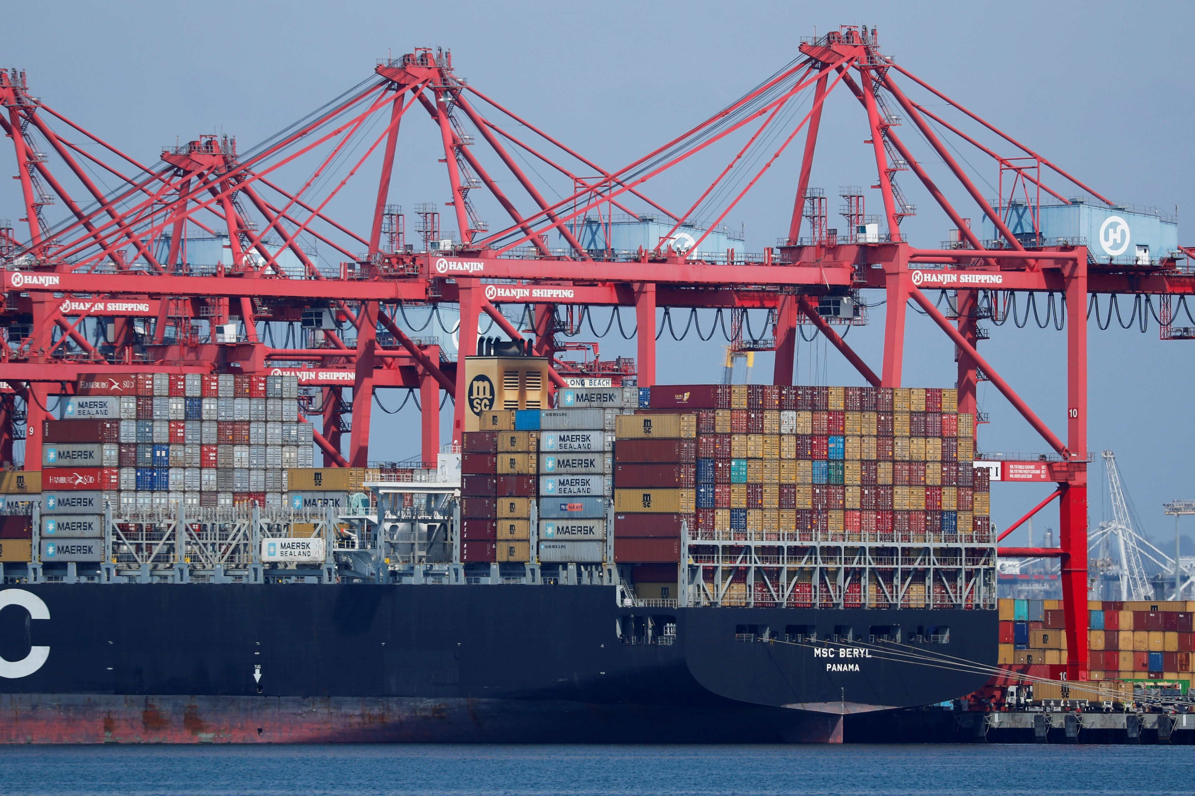 U.S. import prices increase more than expected in October