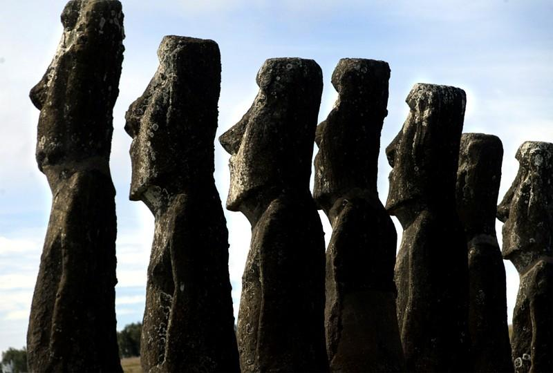 Image result for Easter Island delegation heads to British Museum to lobby for statue return
