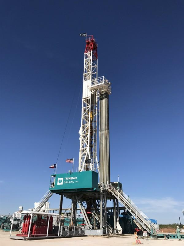 Ensign Energy tender gets over 50 percent of Trinidad shares