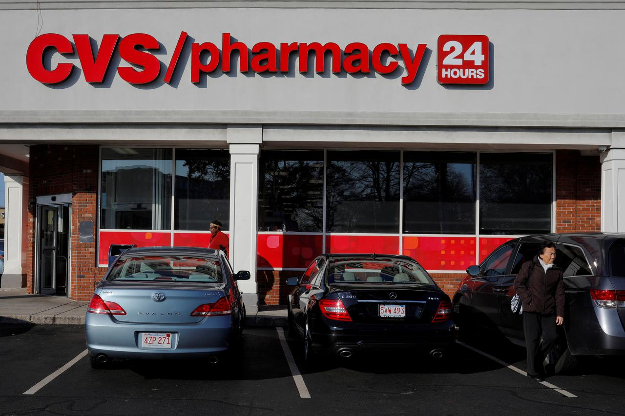 CVS to pilot stores with additional floor space for health