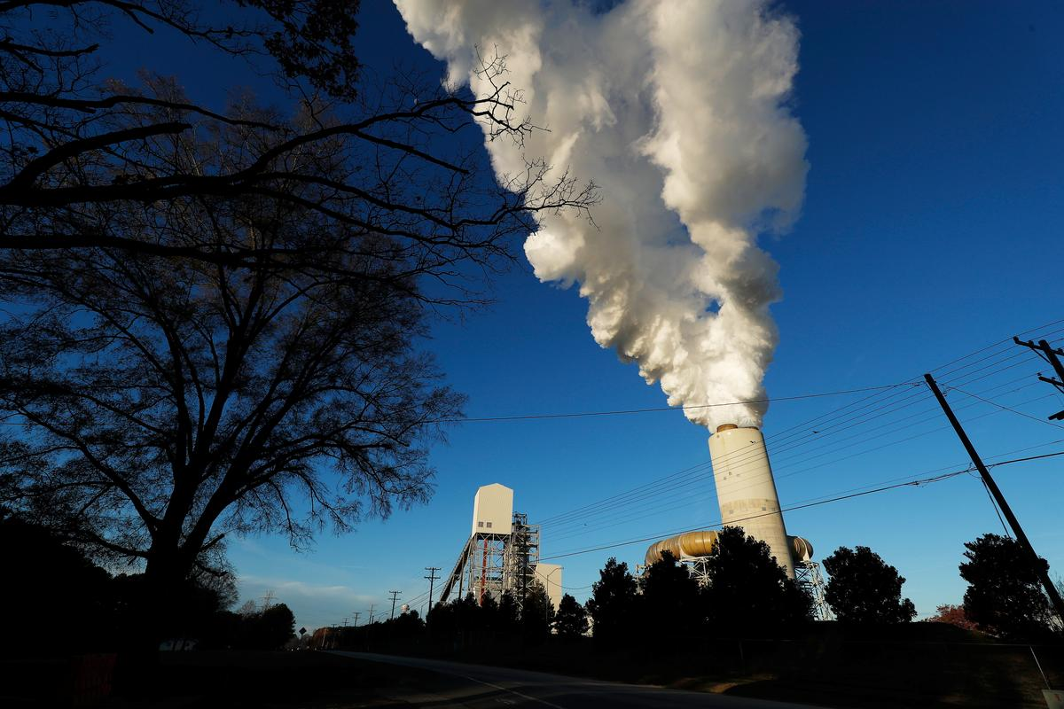 Special Report: U.S. 'clean coal' program fails to deliver on smog cuts