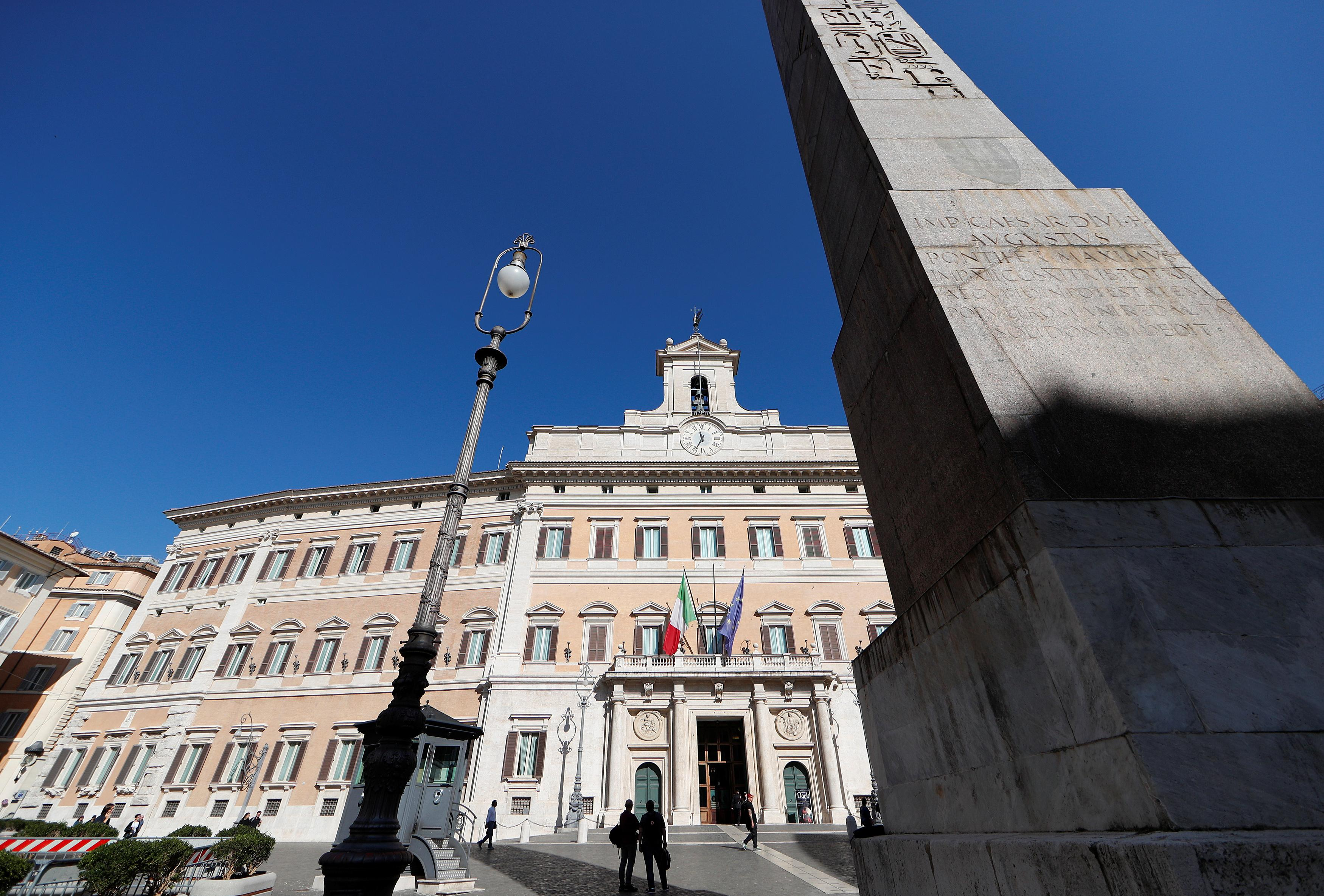 Italy's government aims to send a revised budget to EU on...