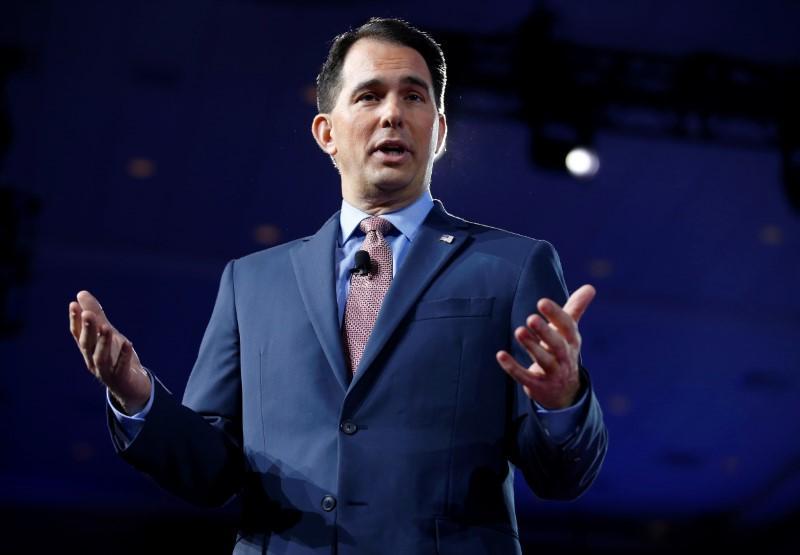 Wisconsin governor signals he will sign bills weakening Democrats