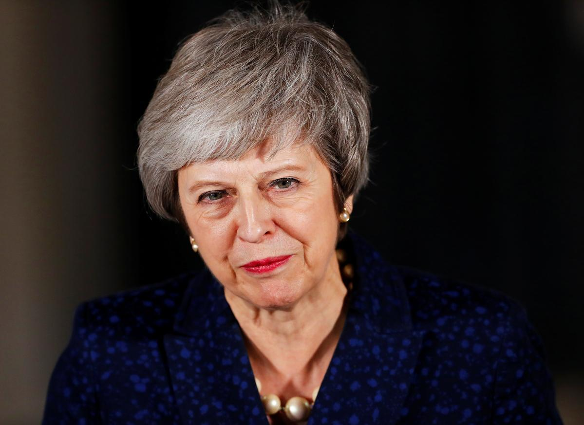 Weakened May turns to Brussels for help on Brexit
