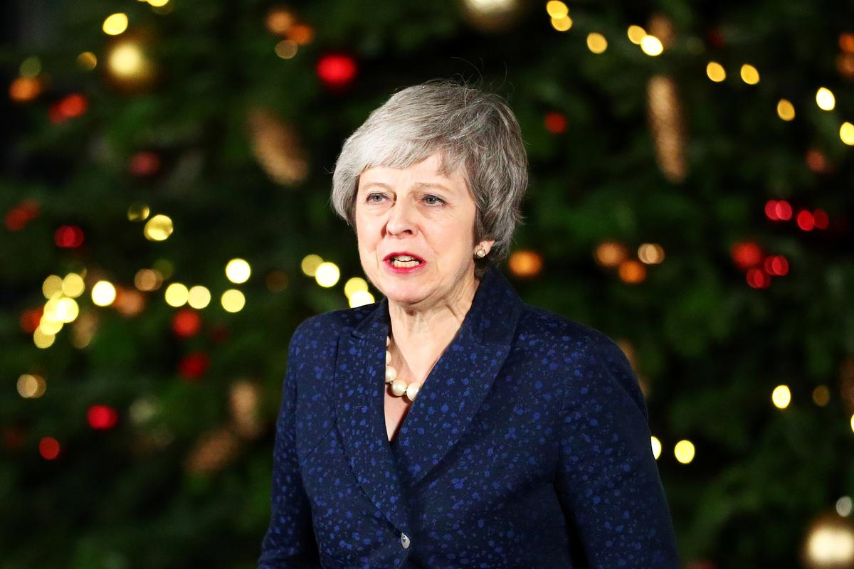 Weakened UK PM May turns to Brussels for help on Brexit
