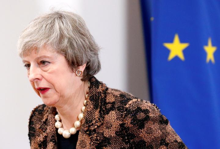 FILE PHOTO - European Union leaders summit in Brussels