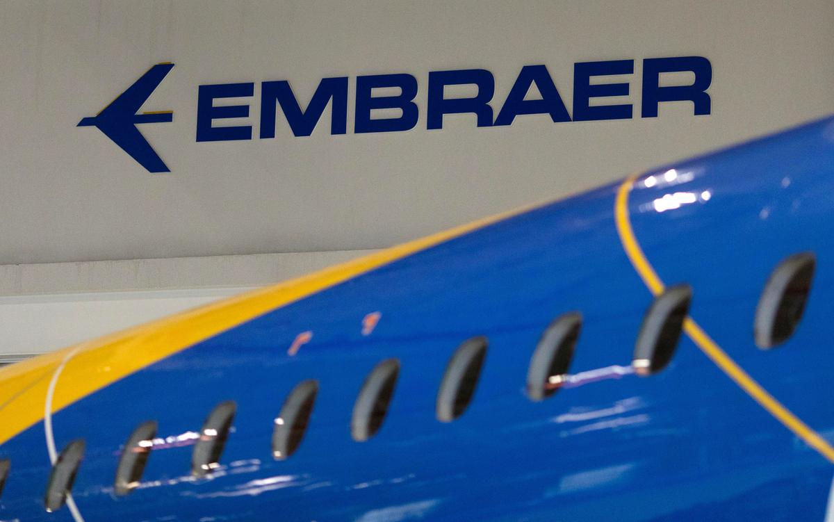 Boeing boosts value for Embraer's commercial business to $5.26 billion