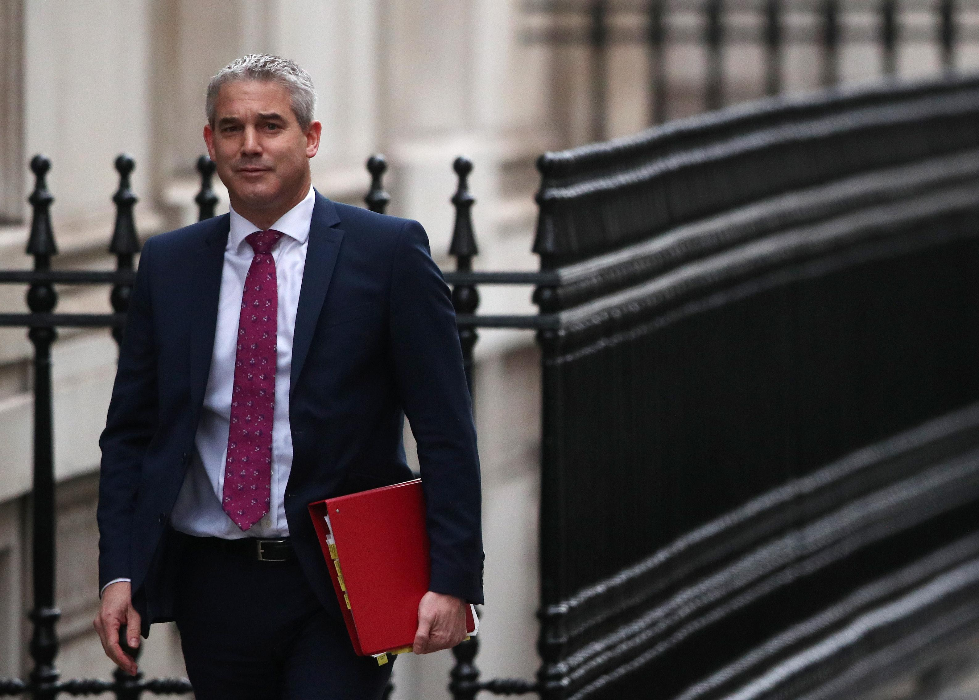 UK government makes no-deal Brexit an operational priority - minister