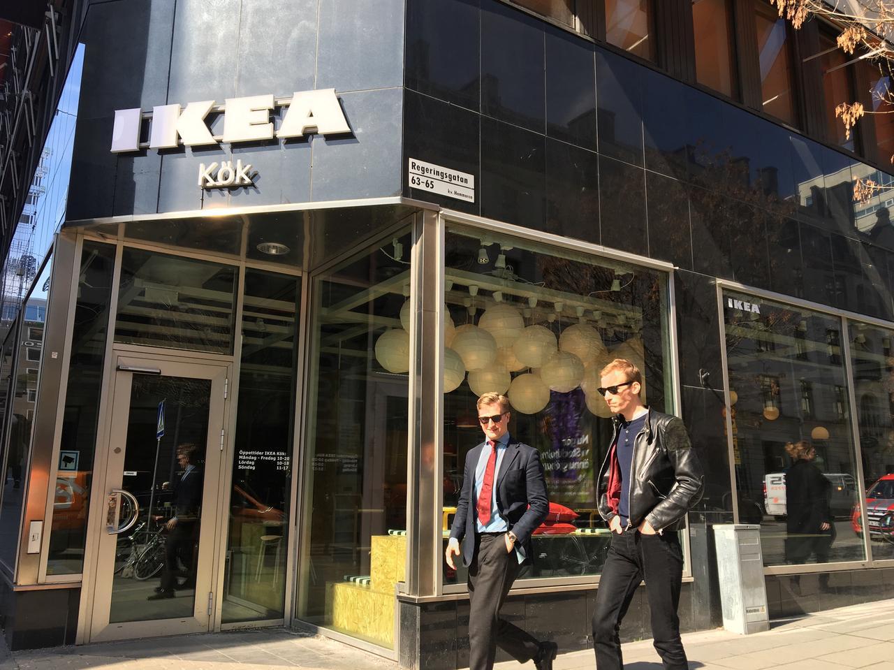 IKEA buys stake in U.S. kitchen installation partner - Reuters