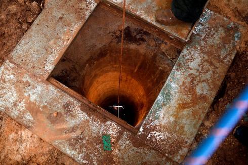 Tunnels at Israel-Lebanon border