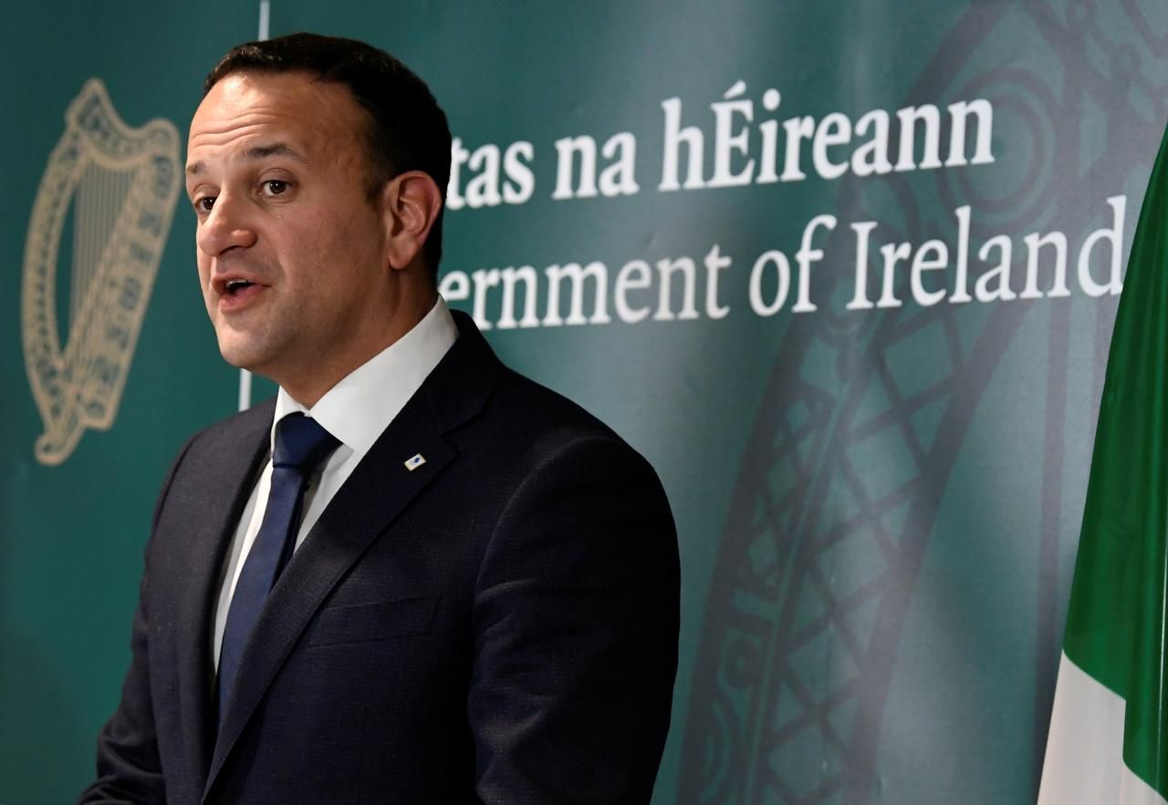 Image result for Irish PM: hard border only a problem if Britain changes rules post-no deal Brexit