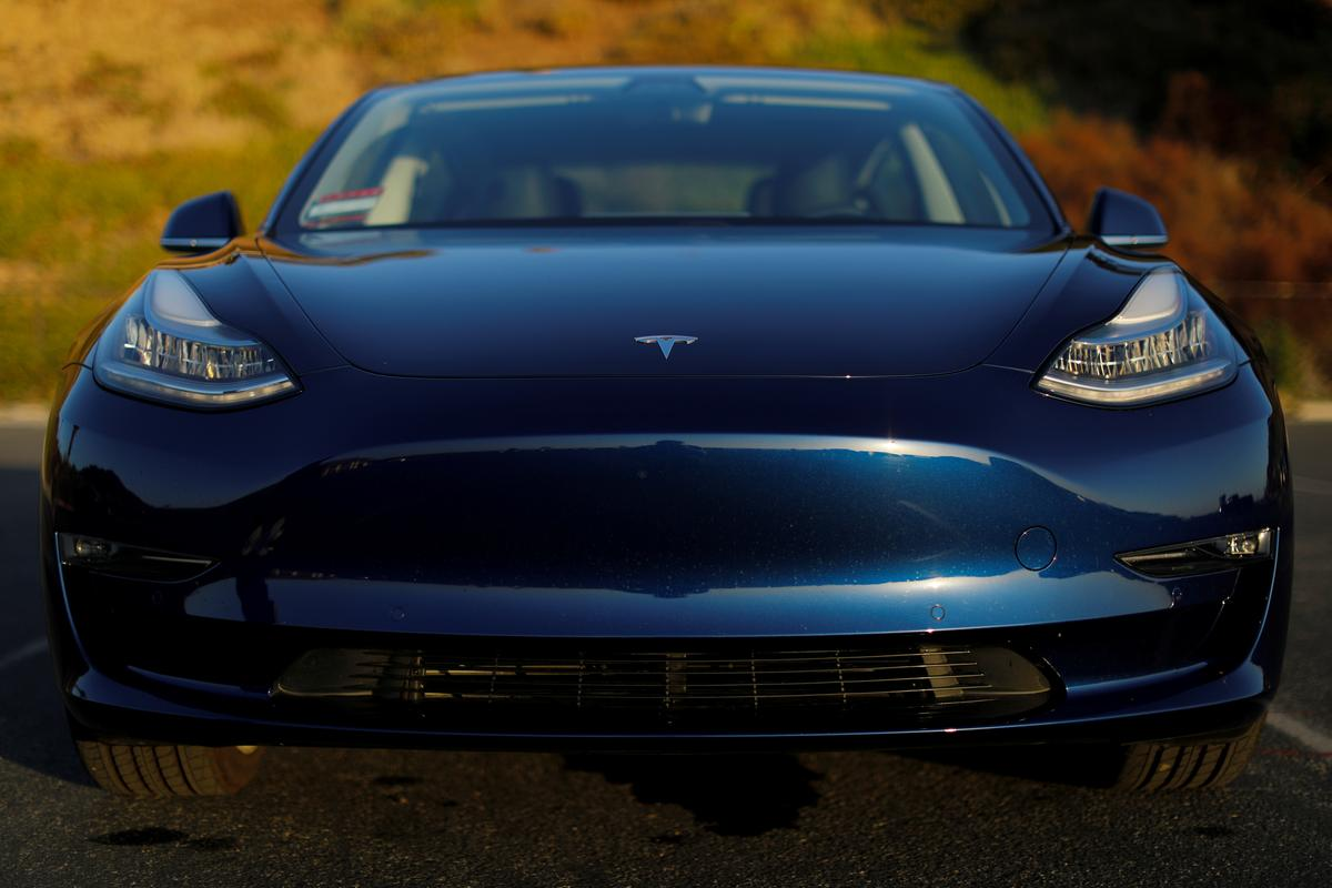 tesla cuts model 3 prices in china reuters. Black Bedroom Furniture Sets. Home Design Ideas