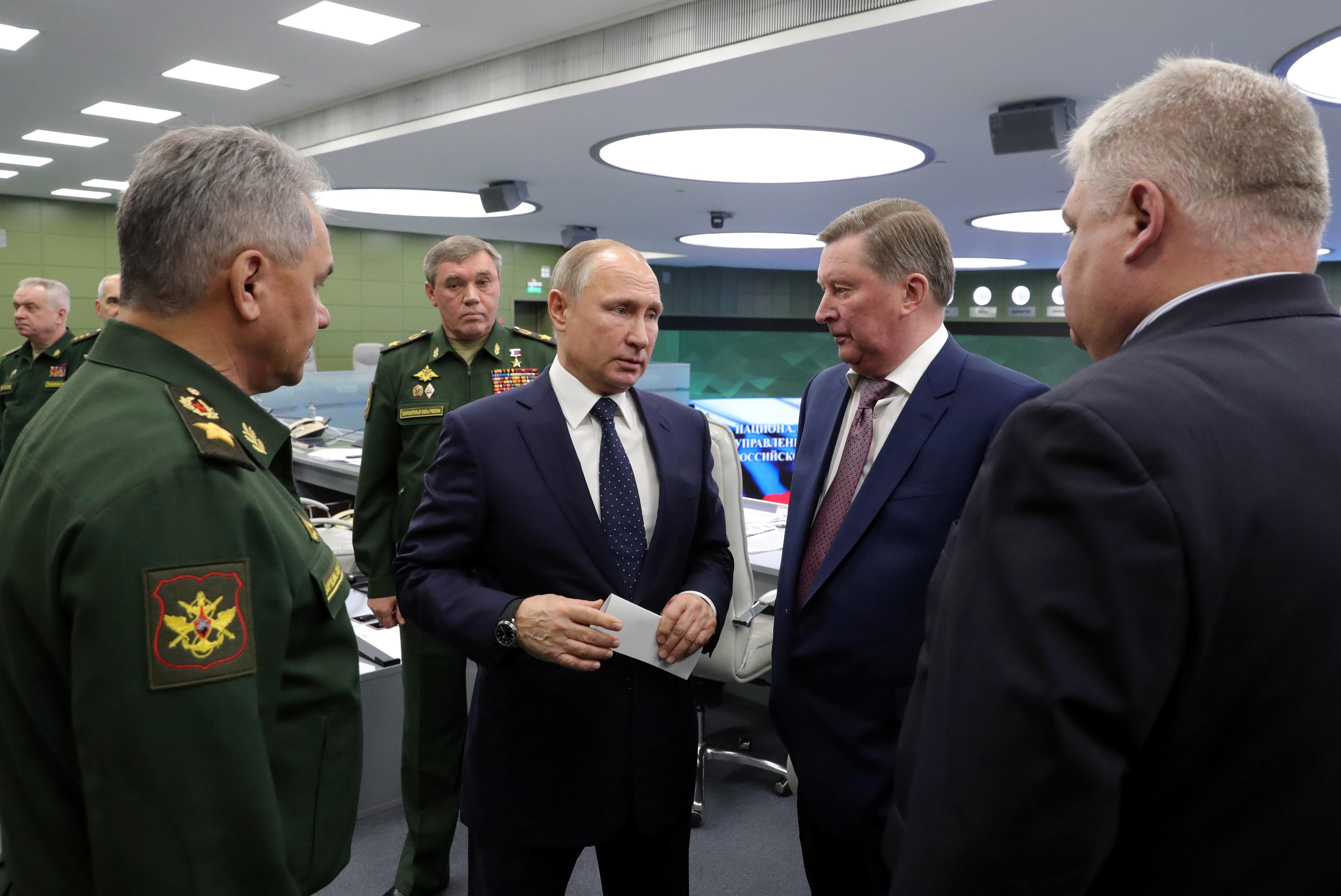 Putin says Russia is ready to deploy new hypersonic nuclear missile