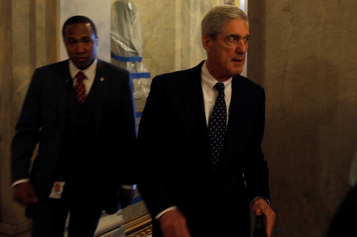 Grand jury extended in U.S. special counsel's Trump-Russia probe