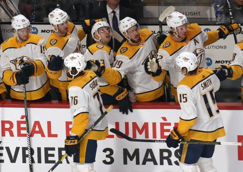 Subban helps Predators beat his former team
