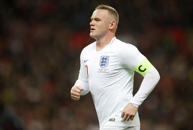 English footballer Rooney arrested in Dec in U.S. for public intoxication