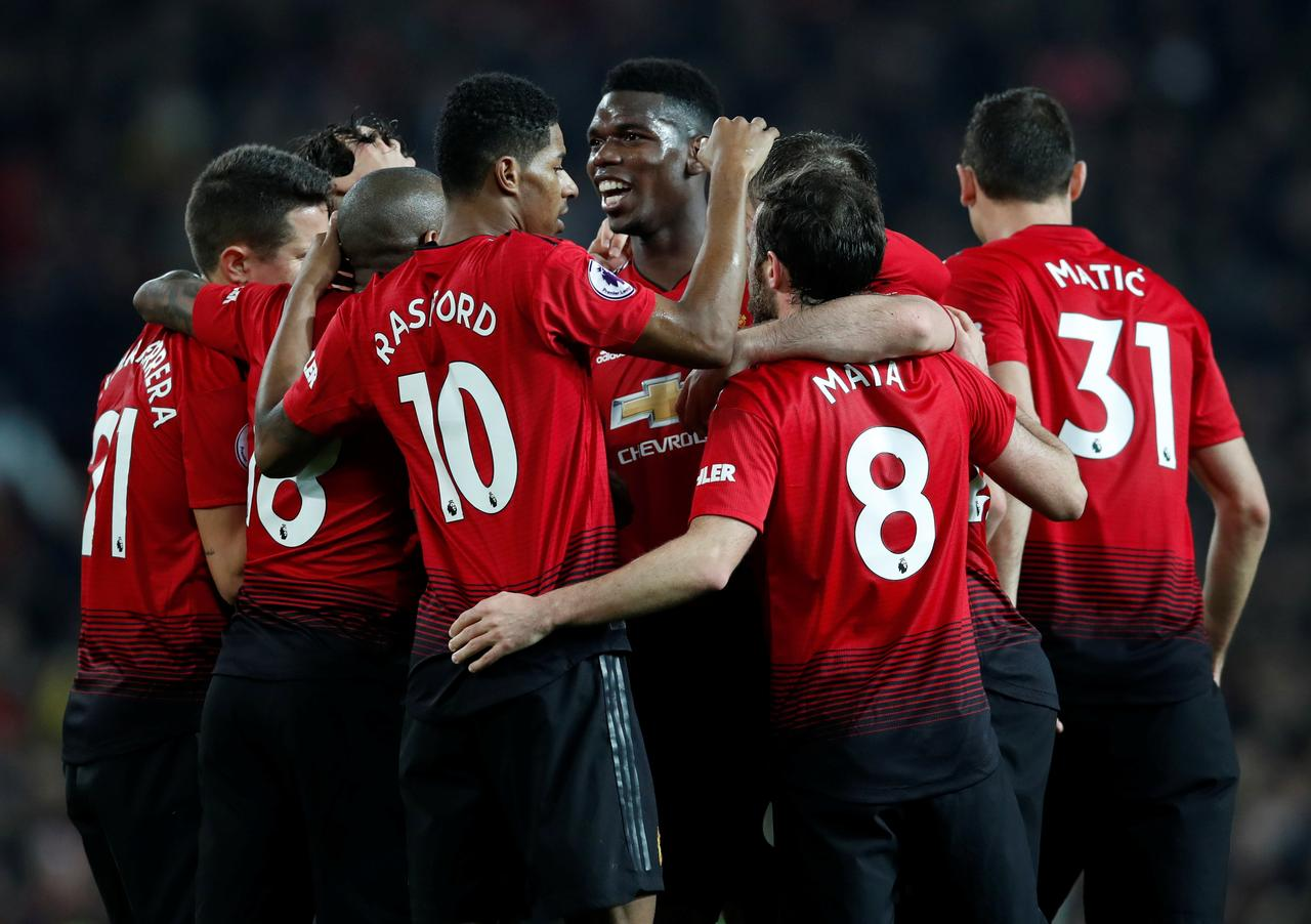 d6cd9b54a1d Arsenal to face Man United in FA Cup fourth round - Reuters