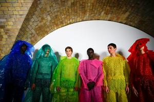 Men's Fashion Week in London