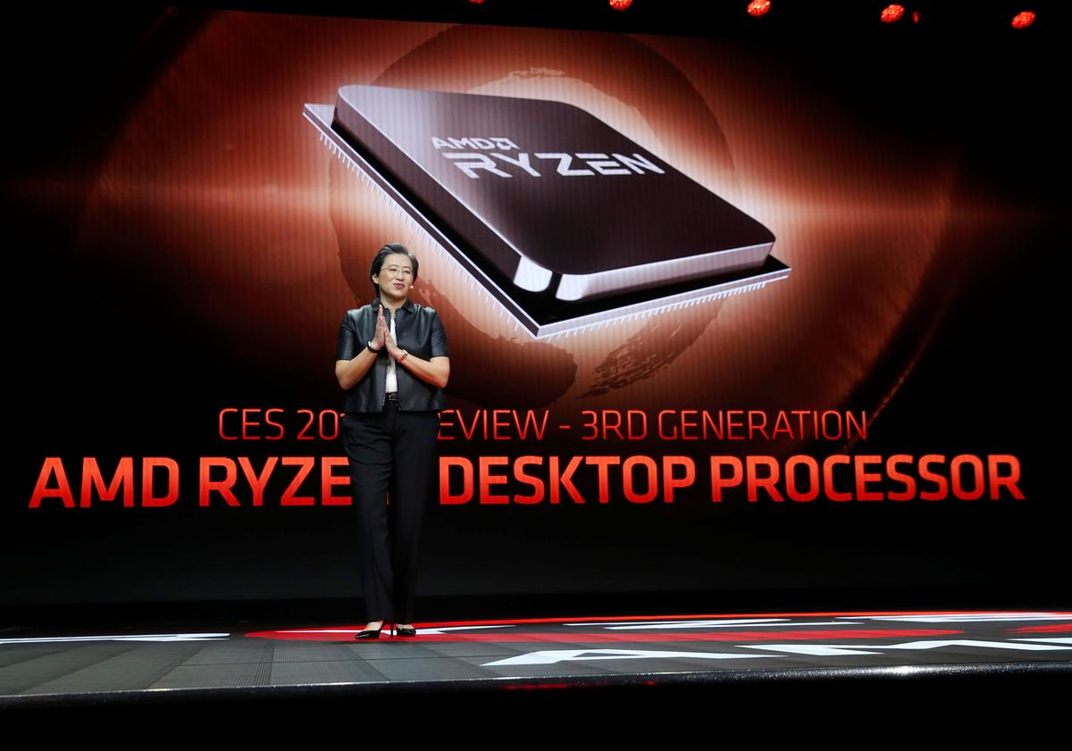 AMD Announces Ryzen 5000 Series Processors ...  |Amd