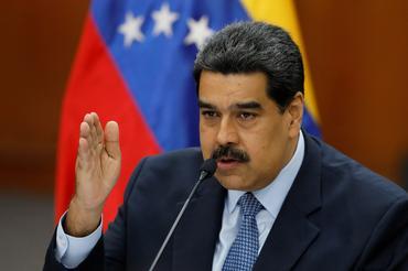 Bildergebnis für Venezuela's President Nicolas Maduro starts new term amid isolation, economic crisis