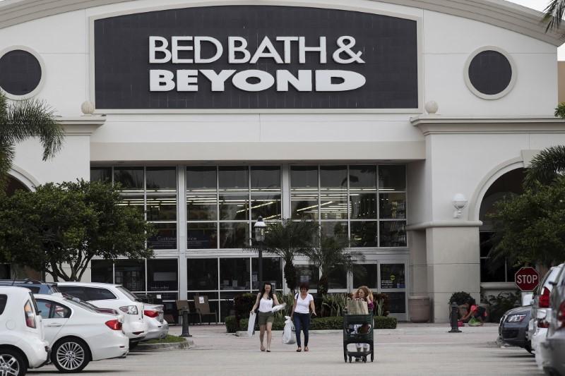 Bed Bath Beyond Forecasts 2019 Profit Ahead Of Estimates Shares