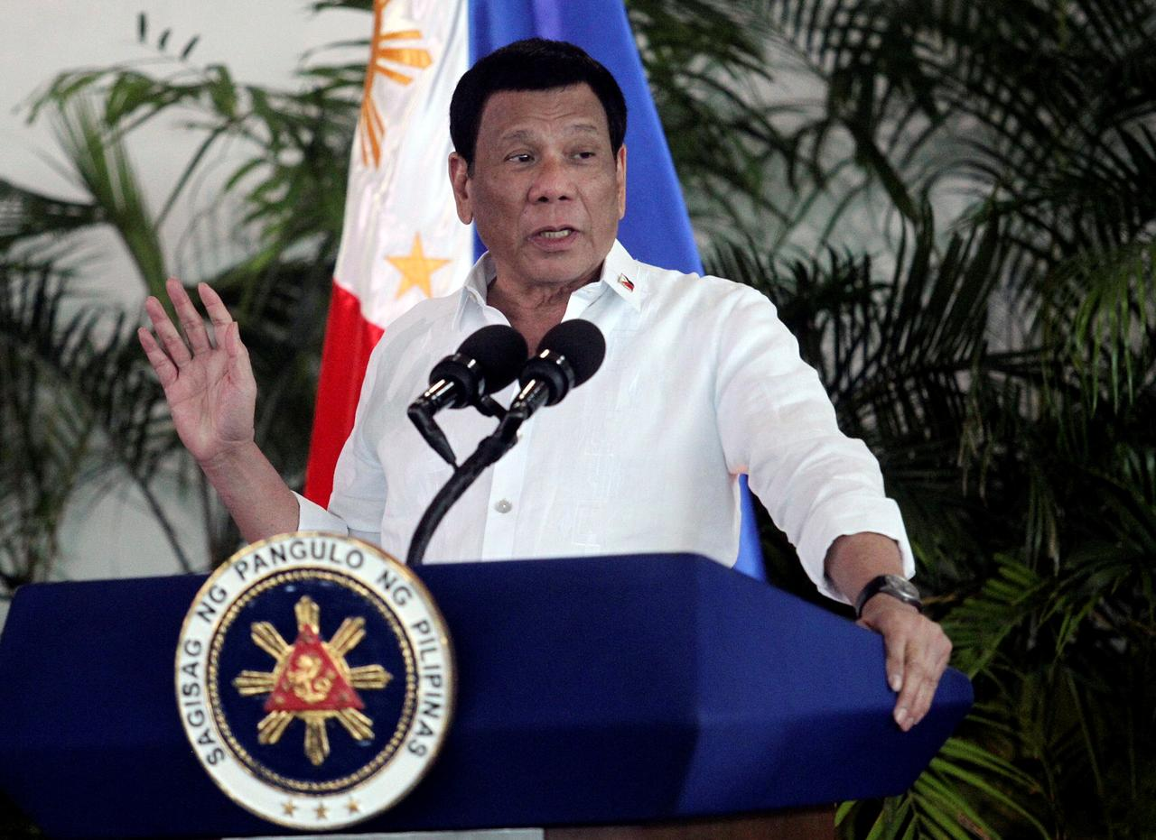 Image result for Philippine president renews attack on Catholic church