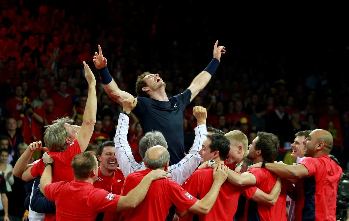 Murray, the gift who kept giving for British tennis