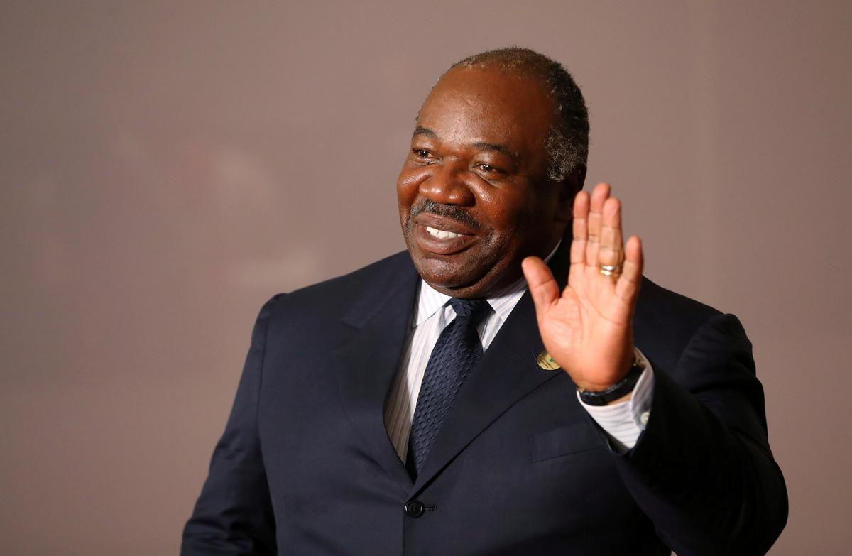 Gabon's Bongo names new prime minister after thwarted coup attempt