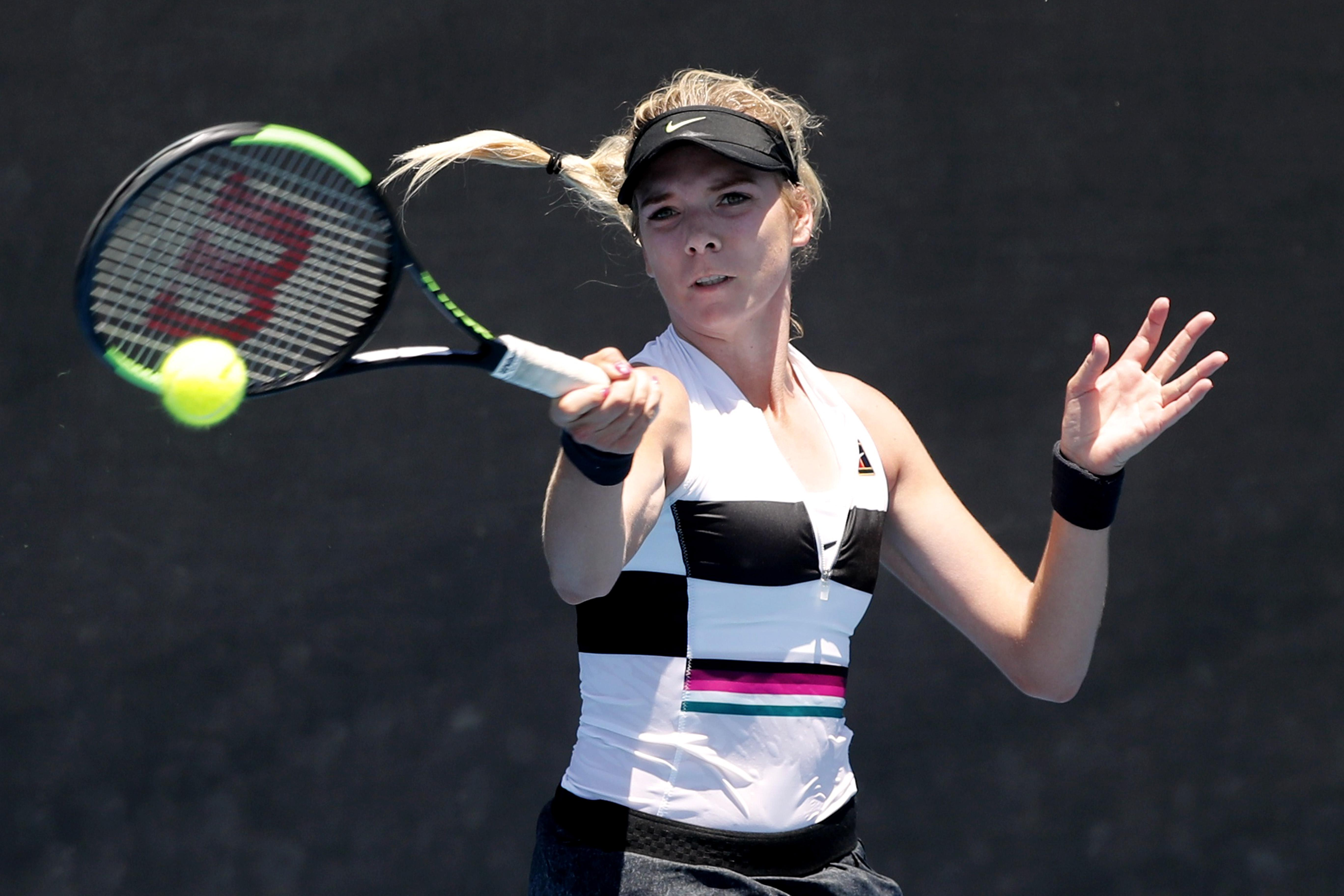 Tennis: Boulter wins deciding set shootout after premature celebration