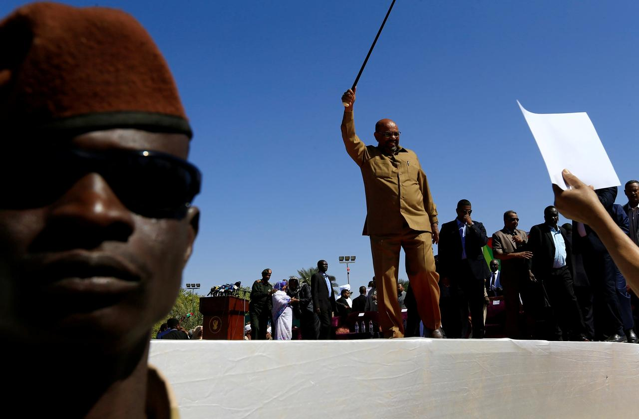 Explainer: Protesters in Sudan want end to Bashir's 30-year