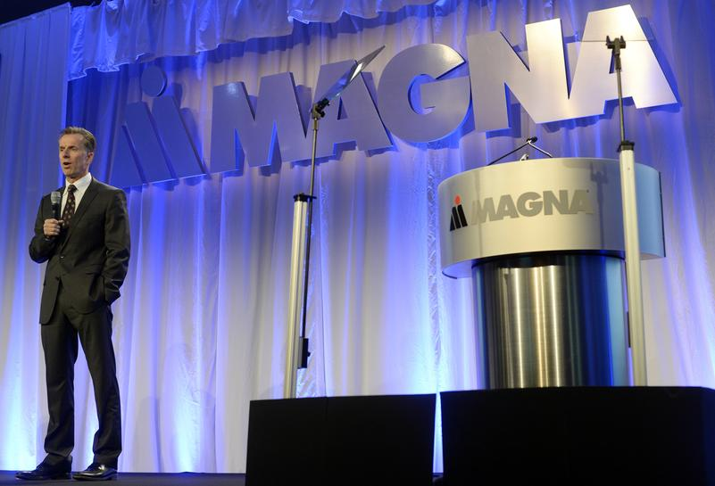 reuters.com - Susan Taylor - Industry must rein in spend on electric, self-driving cars: Magna CEO