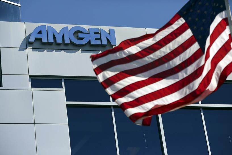 reuters.com - Reuters Editorial - Amgen's postmenopausal osteoporosis drug wins FDA panel backing