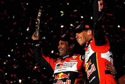Best of Dakar Rally