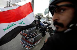 Baghdad bikers aim to unite Iraq