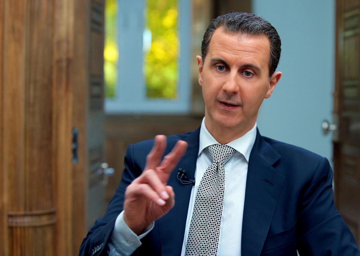 Assad blocks access to Damascus for EU envoys: diplomats