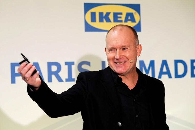 Paris In The Spring For Ikeas New City Store Format Reuters