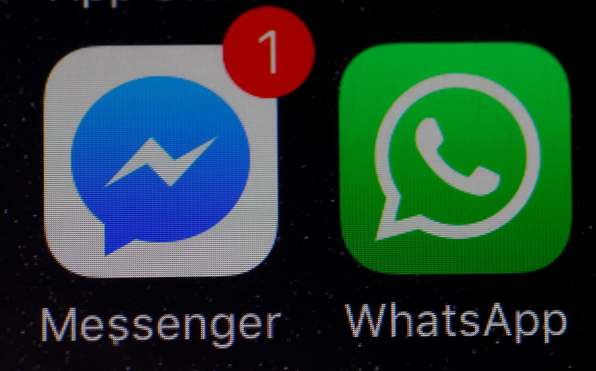 Zuckerberg to Integrate WhatsApp, Instagram and Facebook Messenger: NYT