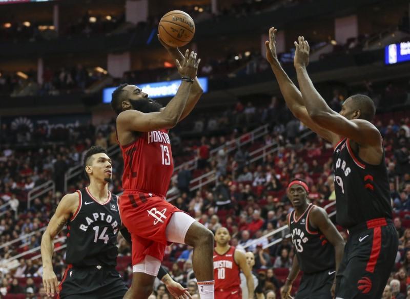 331a7f3057f NBA roundup  Harden extends streak