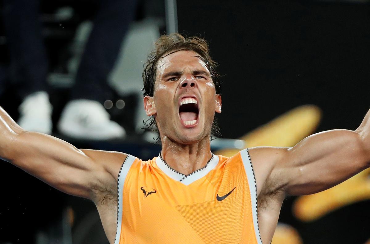 Factbox: Rafa Nadal v Novak Djokovic - Reuters
