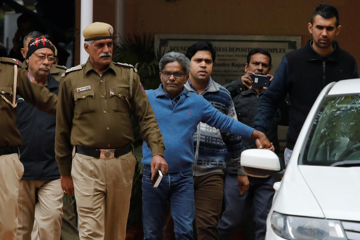 Indian court holds two more people sent from UAE in