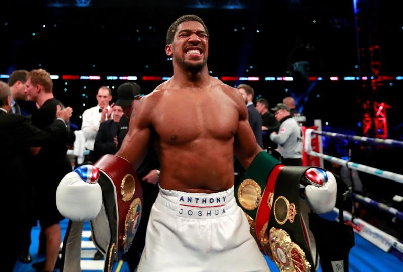 Joshua likely to scrap April fight at Wembley